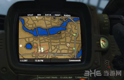 辐射4地图显示动力装甲位置MOD截图0