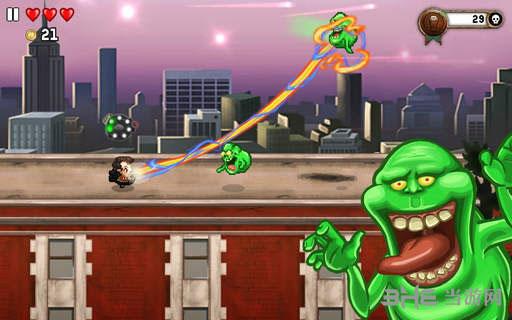 怪物狂奔电脑版截图2