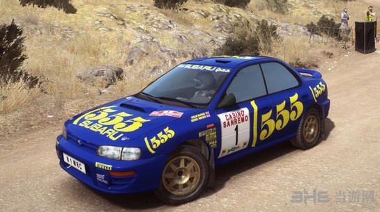 尘埃拉力赛科林麦克雷1996涂装MOD截图0