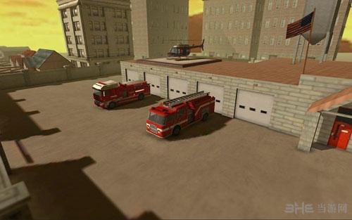 消防员模拟3D电脑版截图0