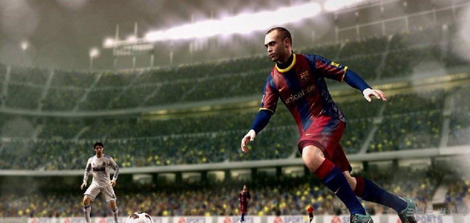 FIFA2011在集成显卡上流畅运行补丁截图0