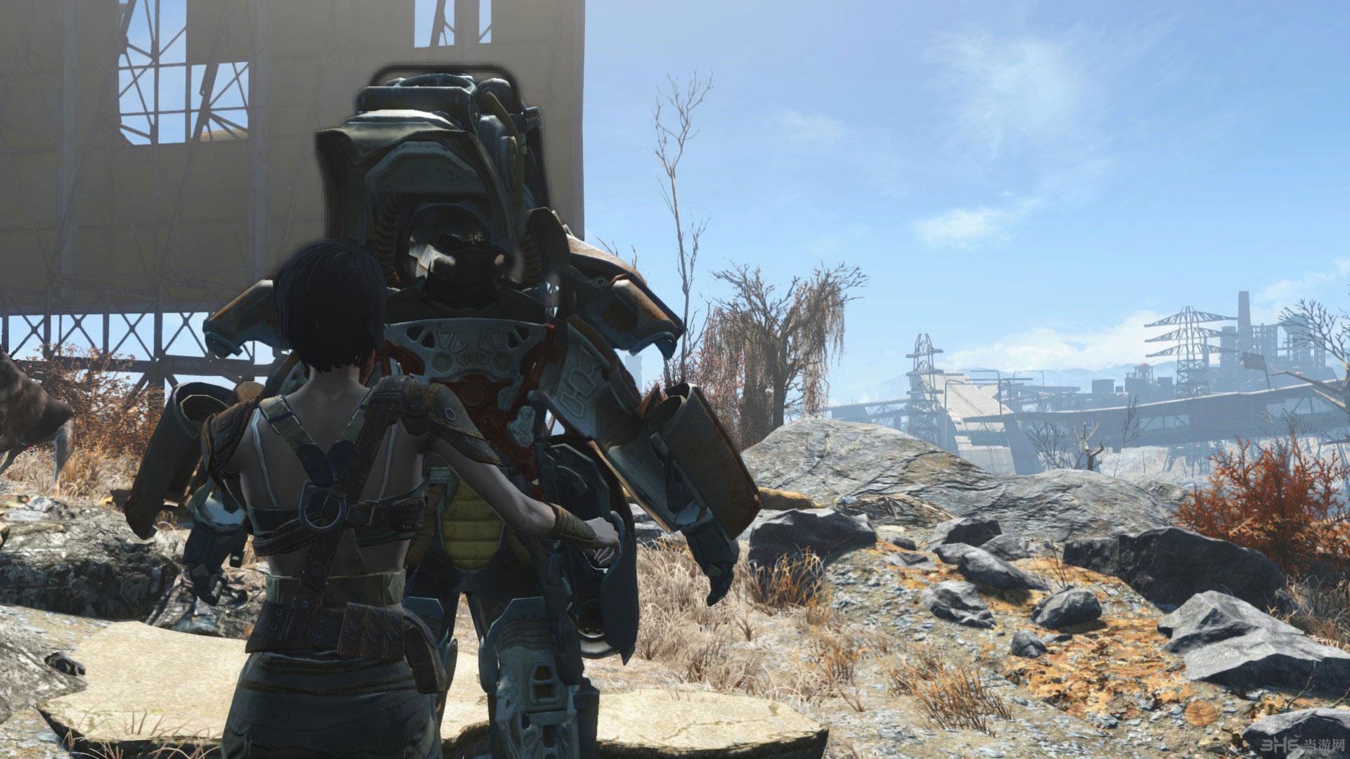 辐射4快速进入退出装甲MOD截图0