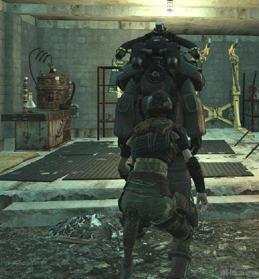 辐射4快速进入退出装甲MOD截图2