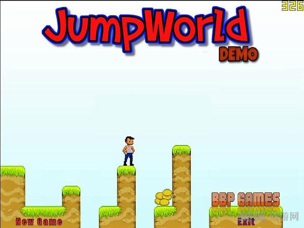 跳跃世界截图0