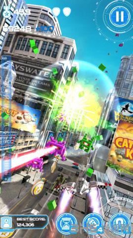 喷气机跑酷:城市保卫者电脑版截图3