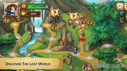 勇敢大陆:男巫电脑版截图0