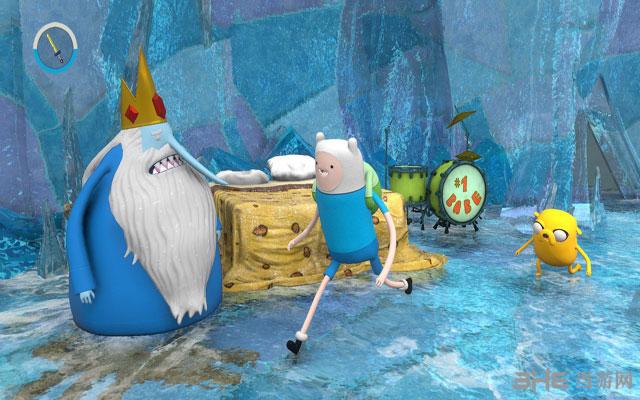 探险活宝:阿宝和老皮大调查截图0