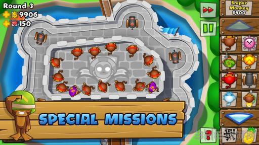 猴子塔防5金币版截图3