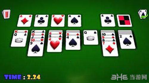 纸牌游戏3D版截图2