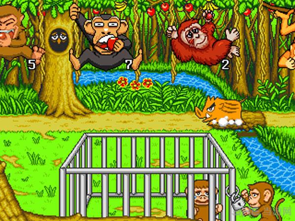 淘气小猴子截图3