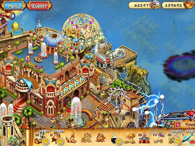 皇家之岛3:扩张截图1