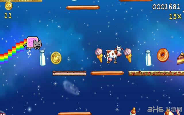 彩虹猫:迷失太空截图0