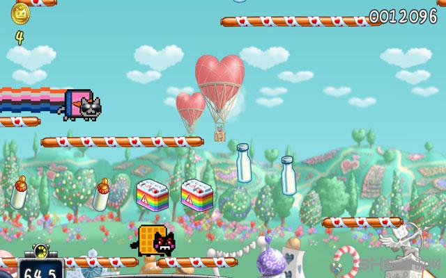 彩虹猫:迷失太空截图1