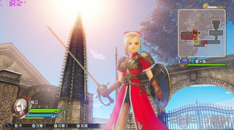 勇者斗恶龙:英雄Reshade画质补丁截图1