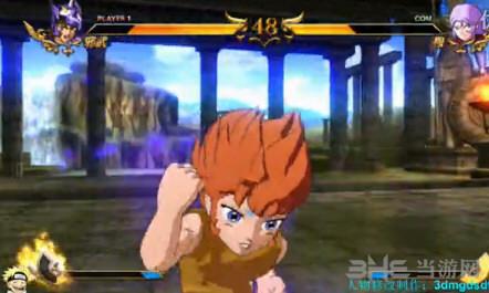 圣斗士星矢:斗士之魂贵鬼人物mod截图0