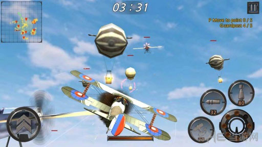 空战世界大战金币版截图1