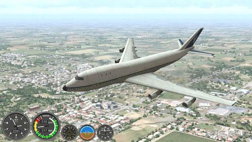 波音公司飞行模拟器2014电脑版截图0