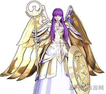 圣斗士星矢:斗士之魂雅典娜没圣衣MOD截图0