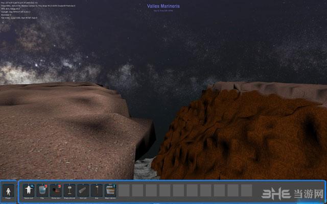 地貌塑师:远征火星截图1