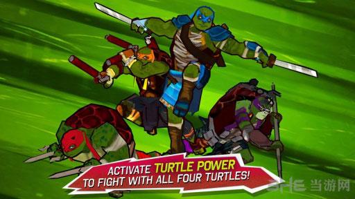 忍者神龟无限金币版截图3
