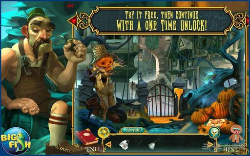 恐怖童话:糖果屋历险记解锁版截图0