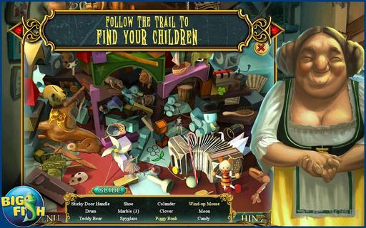 恐怖童话:糖果屋历险记解锁版截图1
