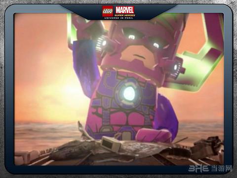 乐高漫威超级英雄电脑版截图0