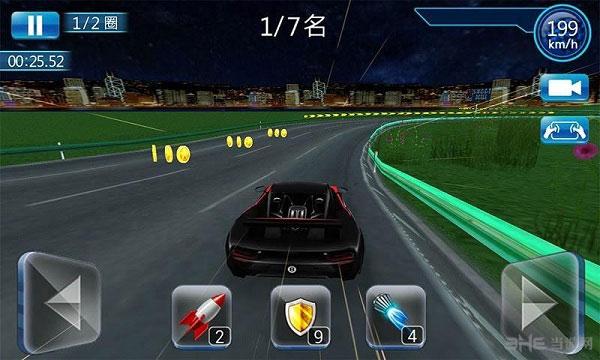 3D急速飙车内购破解版截图0