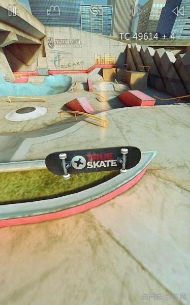 真实滑板无限积分版截图1
