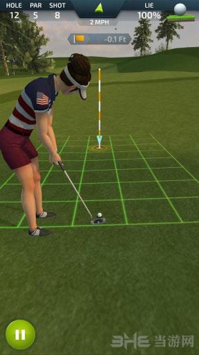 高尔夫球场金币版截图2