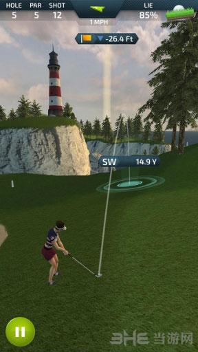高尔夫球场金币版截图3