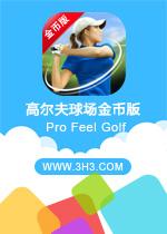 高尔夫球场金币版(Pro Feel Golf)安卓修改电脑版