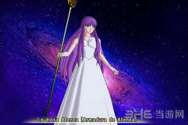 圣斗士星矢:斗士之魂雅典娜美腿白裙MOD截图0