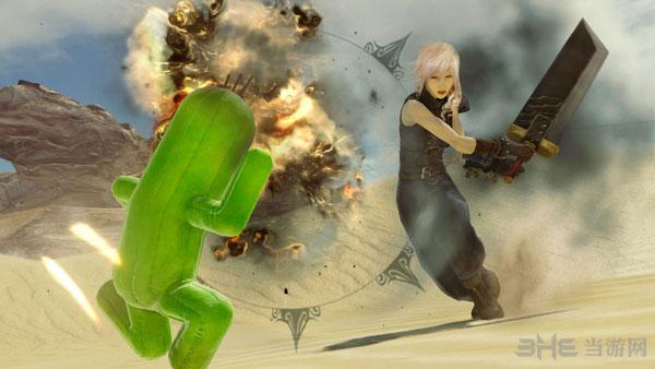 最终幻想13:雷霆回归截图0