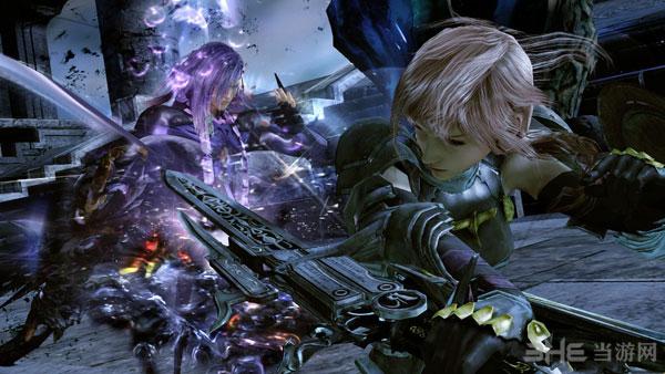 最终幻想13:雷霆回归截图3