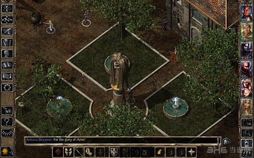 博德之门2:加强版电脑版截图2