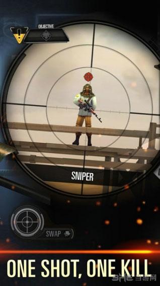狙击手杰森无限金币版截图1