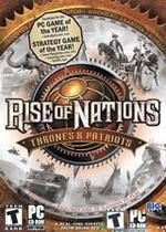 ��家的崛起:������(Rise Of Nations:Thrones And Patriots)中文版