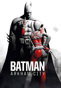 蝙蝠侠阿甘之城海