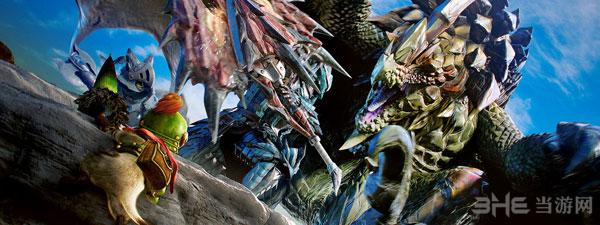 怪物猎人4终极版截图