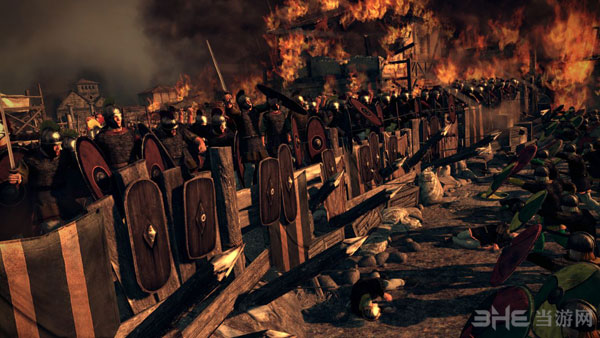 匈奴王全面战争截图1