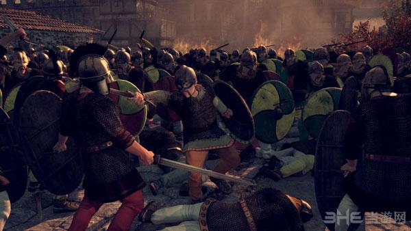 匈奴王全面战争截图3