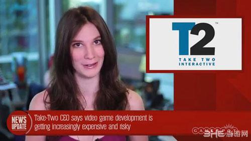 侠盗猎车发行商Take-Two:现在开发游戏投资和风险都很高