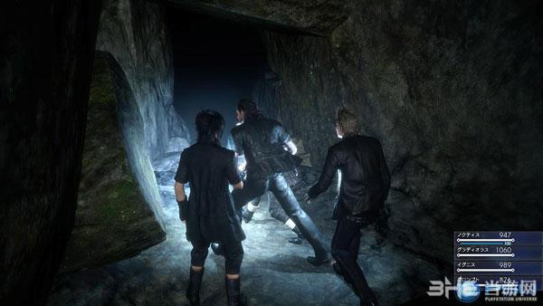最终幻想15Demo版游戏截图1
