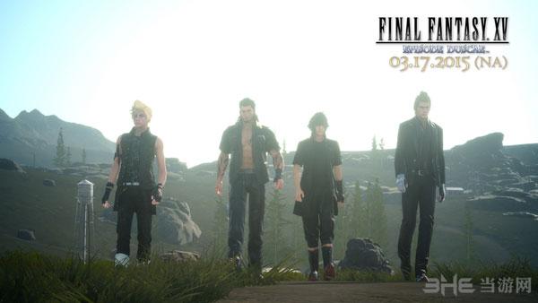 最终幻想15黄昏之章截图3