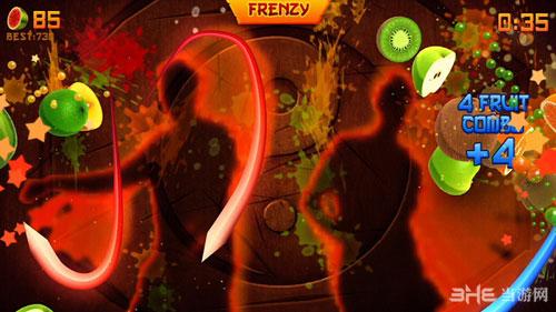 水果忍者Kinect 2
