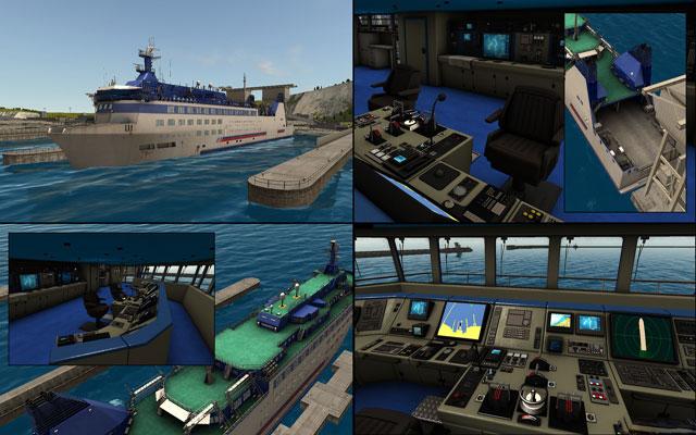 欧洲模拟航船截图0