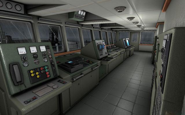 欧洲模拟航船截图2