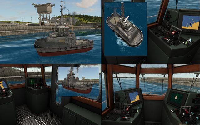 欧洲模拟航船截图1