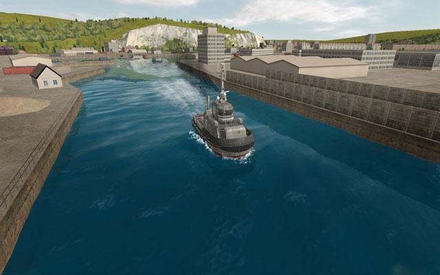 欧洲模拟航船截图3